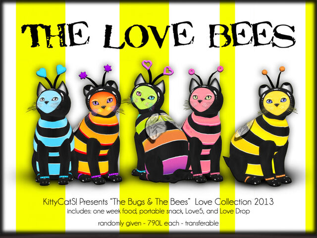 File:KittyCatS! - The Bugs & BeeS! - Love Bees.jpg