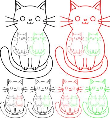 Cat BGRG 358x384