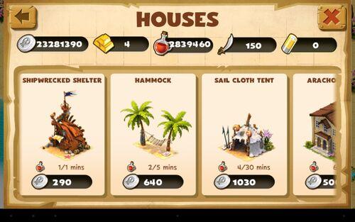 SW-Houses