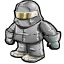 Fire suit collectable doober