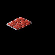 Relative brick path market