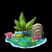 Lilypad pond premium last