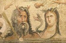 Poseidon n Amphitrite