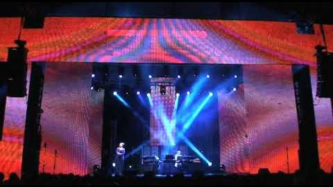 Klaus Schulze feat. Lisa Gerrard 'Fast & Forward' September Tour 2009