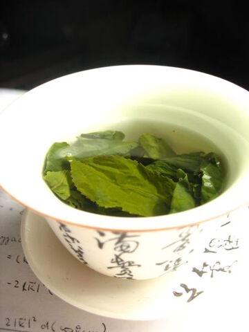 File:450px-Tea leaves steeping in a zhong čaj 05.jpg
