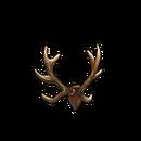 Horn deers horn