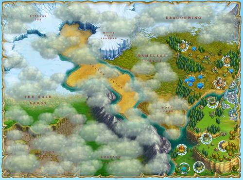 Map world en