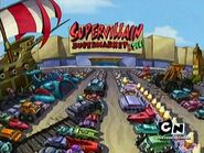 Supervillains' Supermarket and Deli