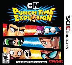 241px-Cartoon Network Punch Time Explosion cover art