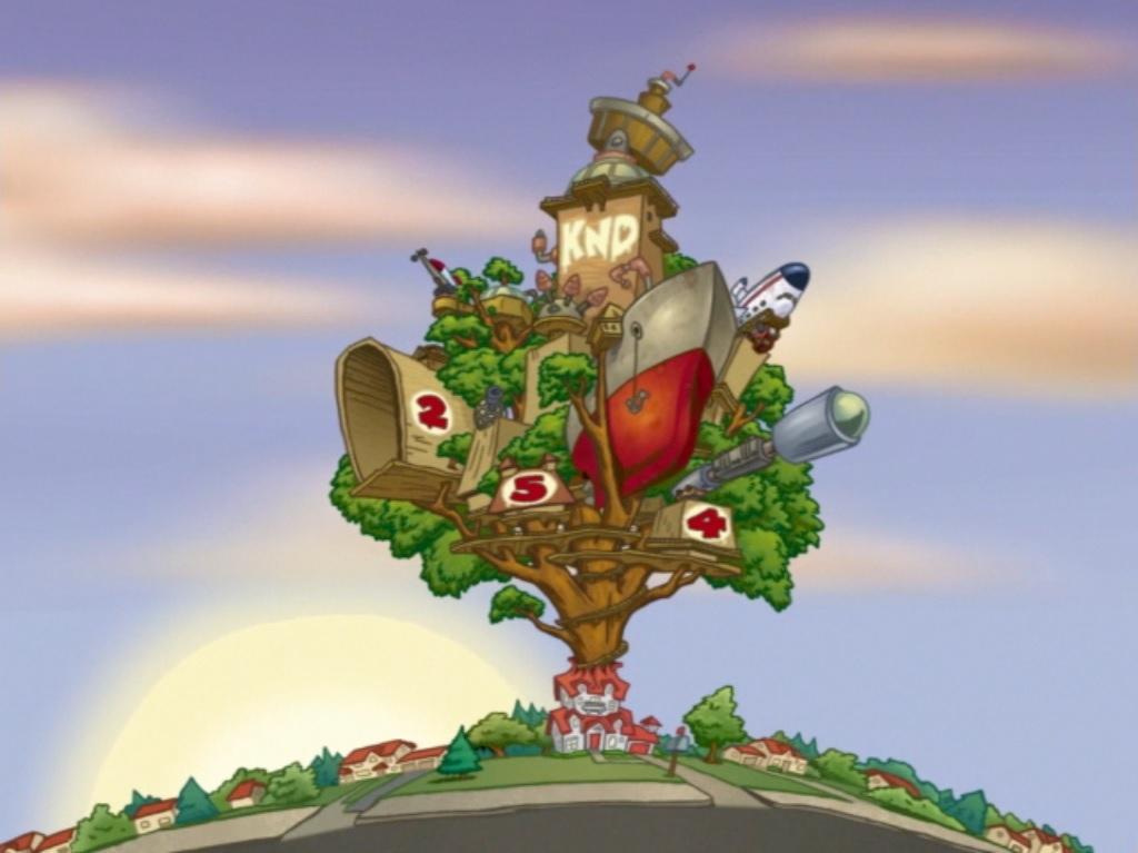 Sector V Treehouse | KND Code Module | FANDOM powered by Wikia