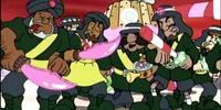 Candy Bandits