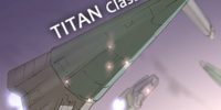 Titan Class Battle Cruiser