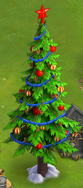 Christmas tree stage3