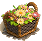 Basket yellow flowers.png