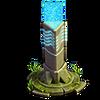 Water pillar