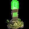 Earth pillar