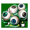 Coll disgusting eyes