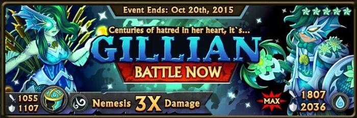 Gillian's Banner