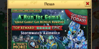 Run For Gems!