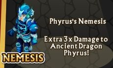 Phyrus's Nemesis from banner