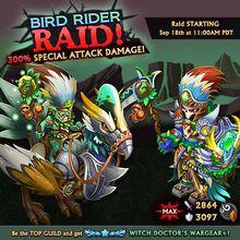 Bird Raider