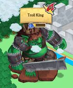 Troll King on the World Map