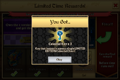 Celestial Dragons Normal Rewards