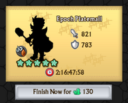 Epoch Platemail Crafting