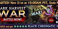 Dark Harvest War