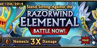 Razorwind Elemental