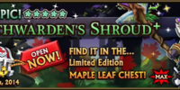 Maple Leaf Chest