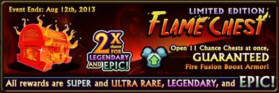 Flame Chest