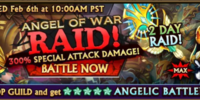 Angel of War Raid