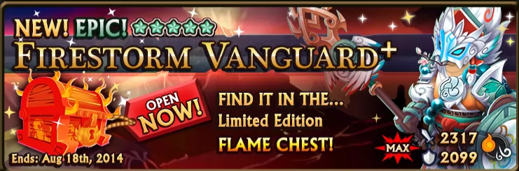 Flame Chest Banner -2
