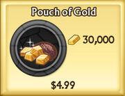 Pouch of Gold updated