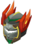 Tempered Battlegear-Head