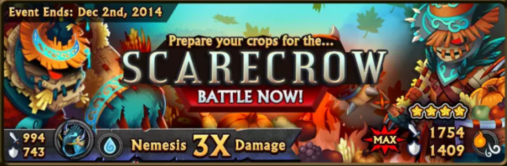 The Scarecrow Banner