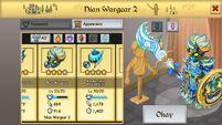 Nian Wargear Male Evo 2