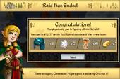 Player Reward