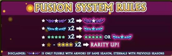 FUSION SYSTEM ANNOUNCEMENT