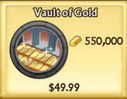 Vault of Gold updated