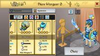 Nian Wargear Female Evo 0