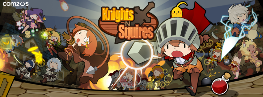 Knights N Squires Wide