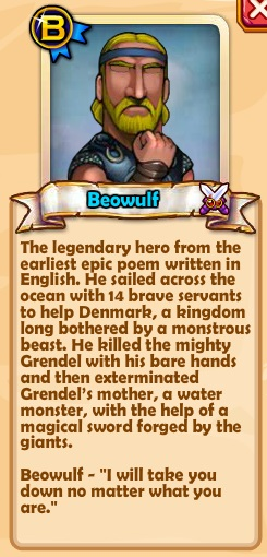 Beowulf Text