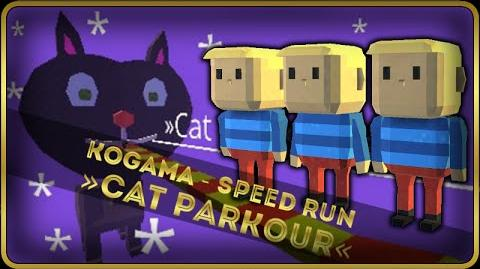 Kogama - Speed Run - »Cat Parkour«