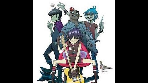 Gorillaz - Rise Of The Ogre - full audiobook - autobiography