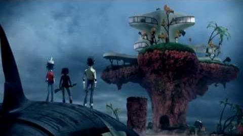 Gorillaz - On Melancholy Hill (Official Video)