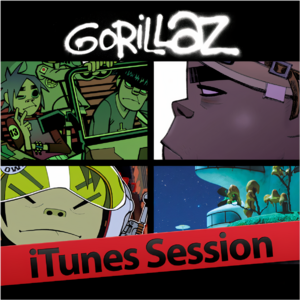 ITunes Session cover