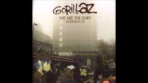 We Are The Dury (FULL AUDIO)