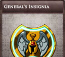 General's Insignia